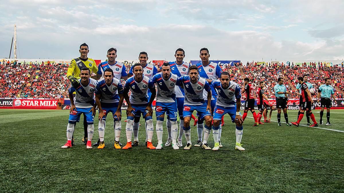 El Puebla sin poder carburar cae ante Veracruz 2-0