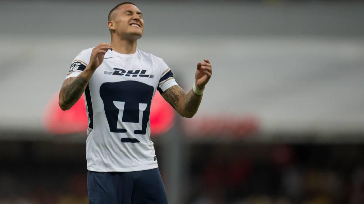 Nico Castillo arremete contra arbitraje del América vs Pumas