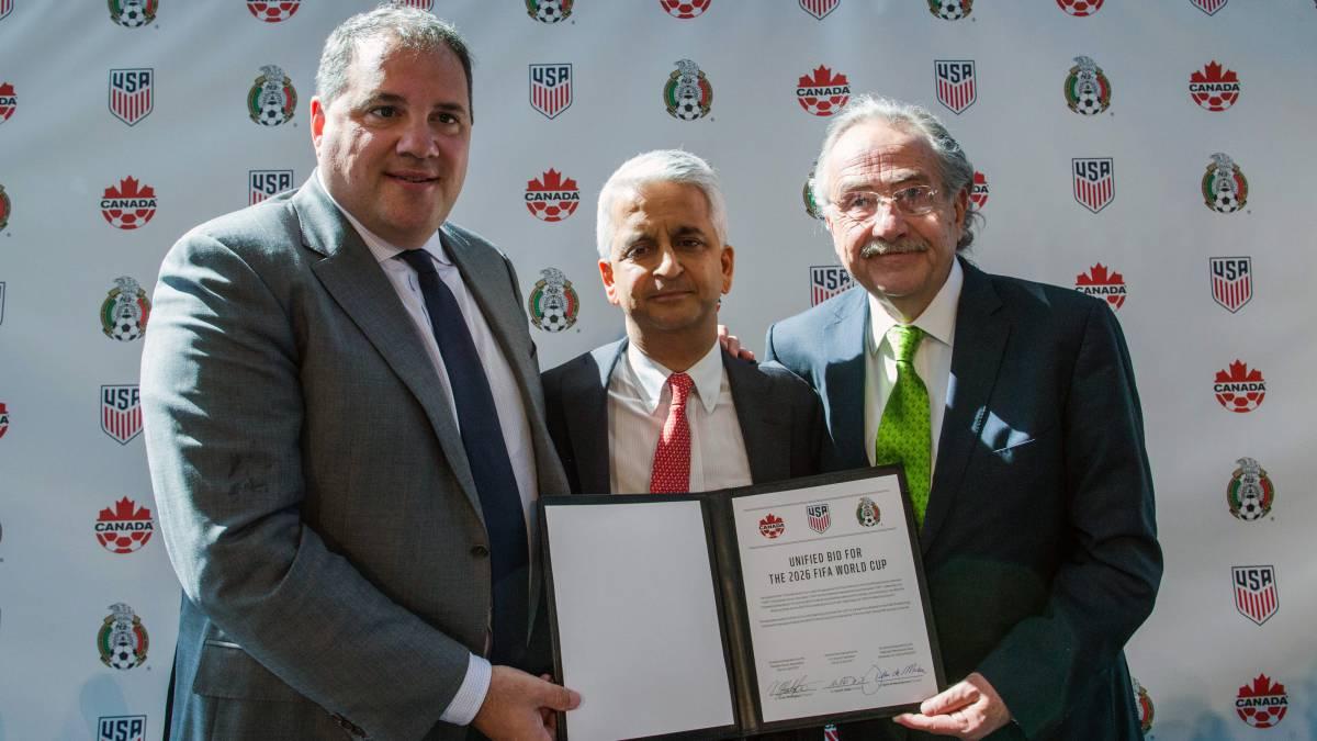 ¡México tiene competencia por Mundial 2026!