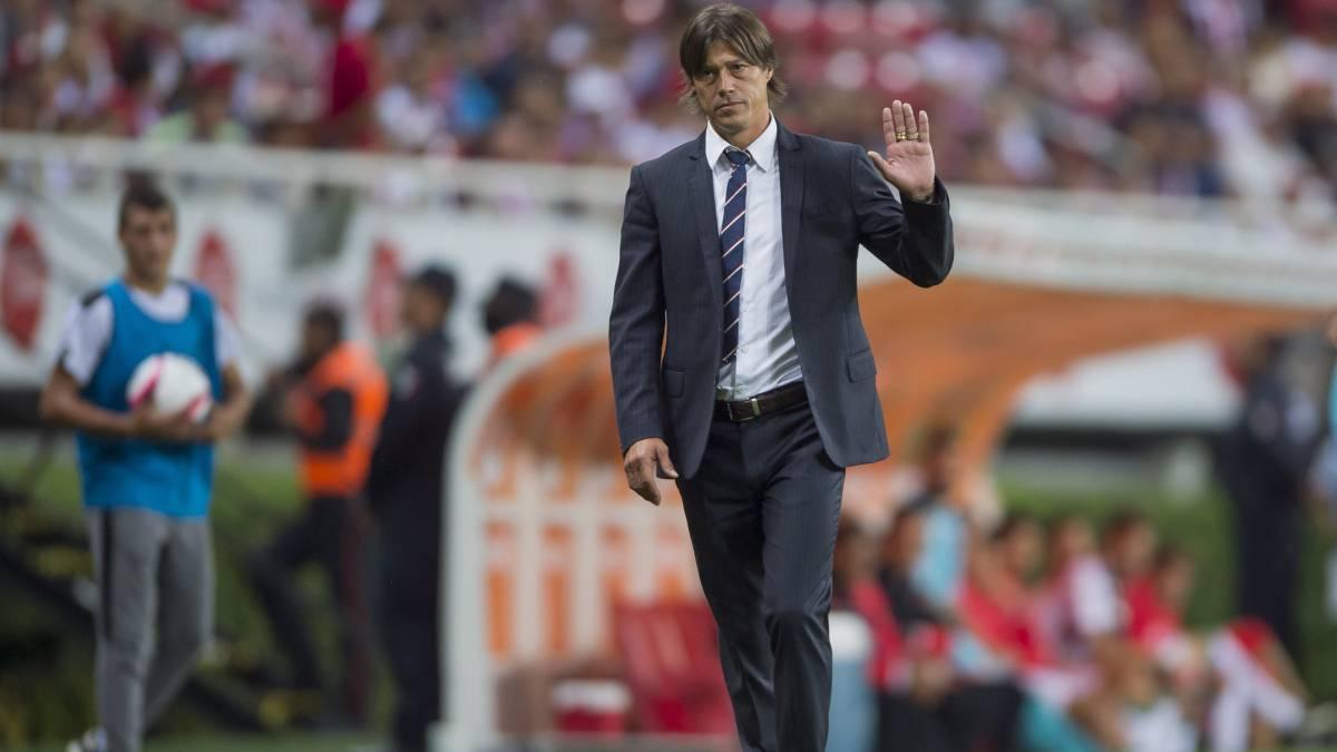 DT del Guadalajara suspendido por dos partidos