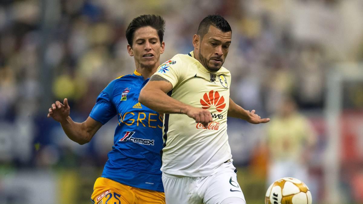 América vs Tigres EN VIVO Jornada 6 Apertura 2017