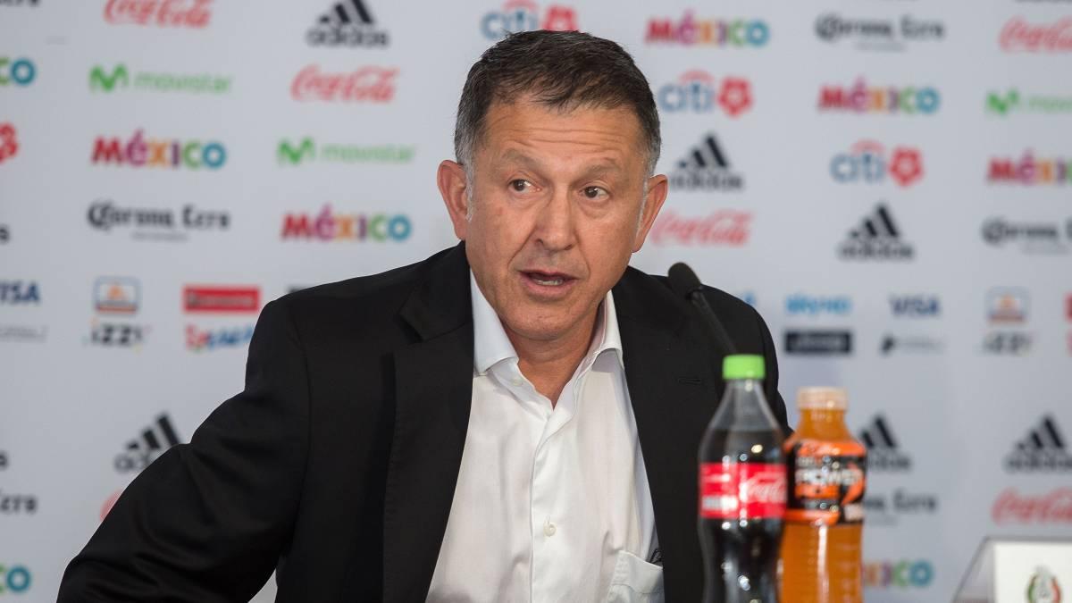 Osorio presenta la lista de convocados