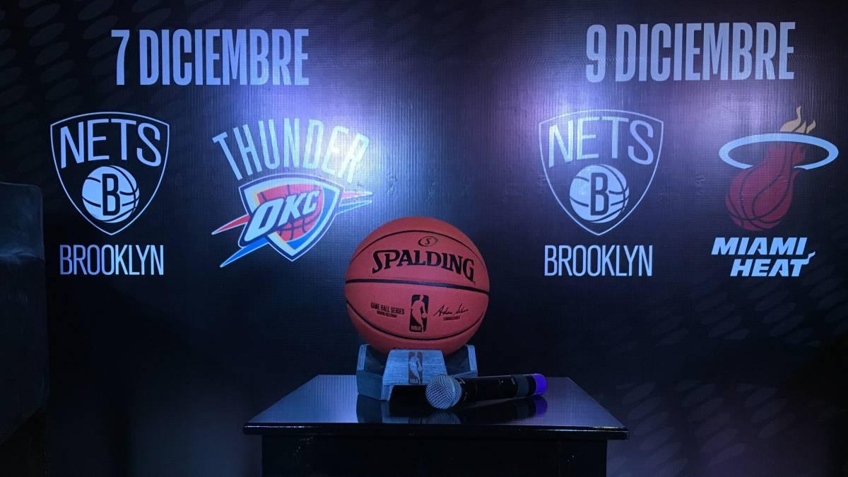 NBA anuncia fechas y venta de boletos para juegos en México