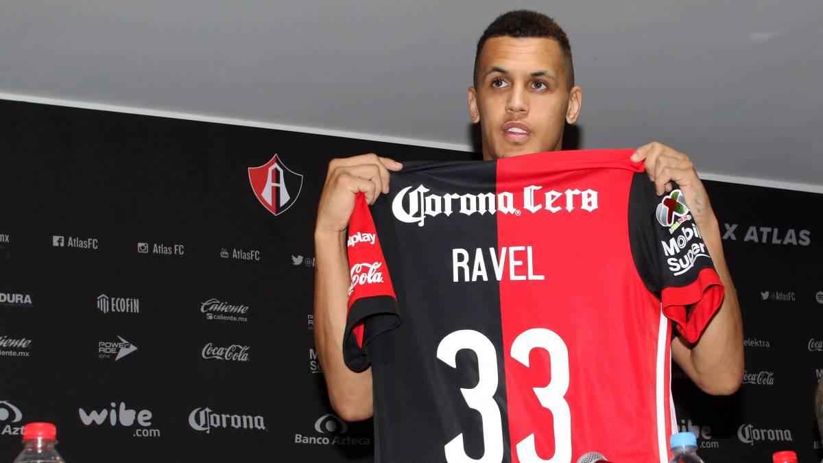 Atlas presenta oficialmente a Ravel Morrison; asegura que viene a triunfar