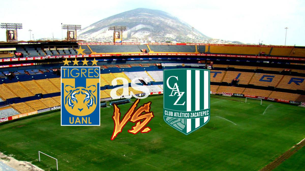Zacatepec dio la sopresa y eliminó a Tigres de la Copa MX