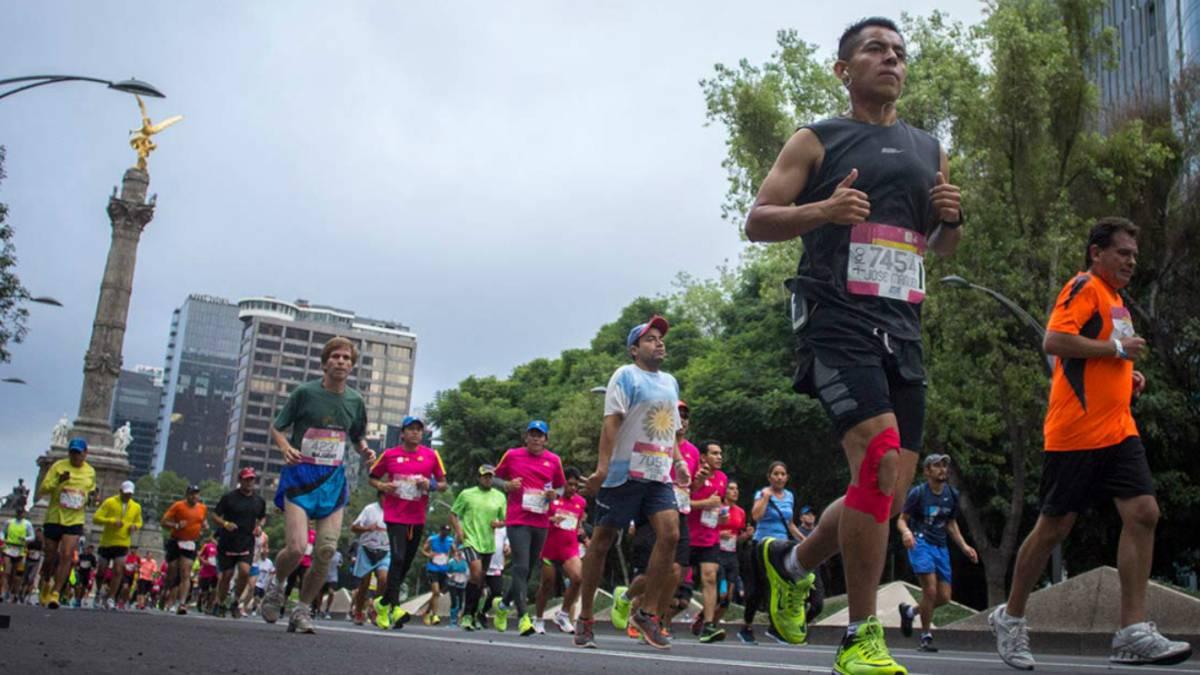 Maratón CDMX descalificó a 5 mil 806