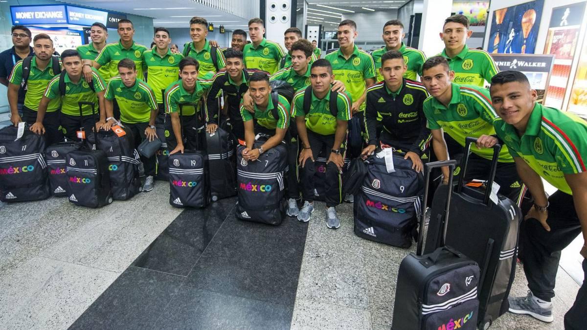 Paraguay con triunfo y Colombia derrotada en arranque del Mundial Sub 17