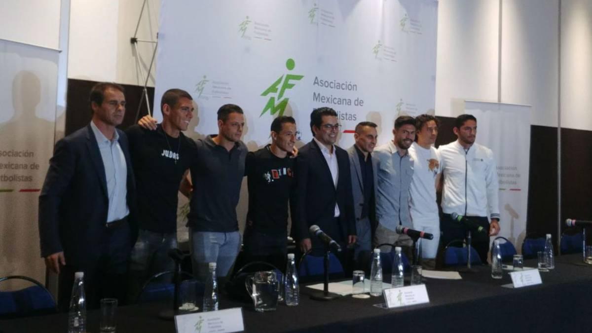 Álvaro Ortiz registra nueva Asociación Mexicana de Futbolistas
