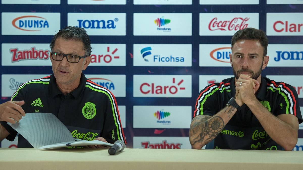 Los récords que dejó México y Osorio en Honduras