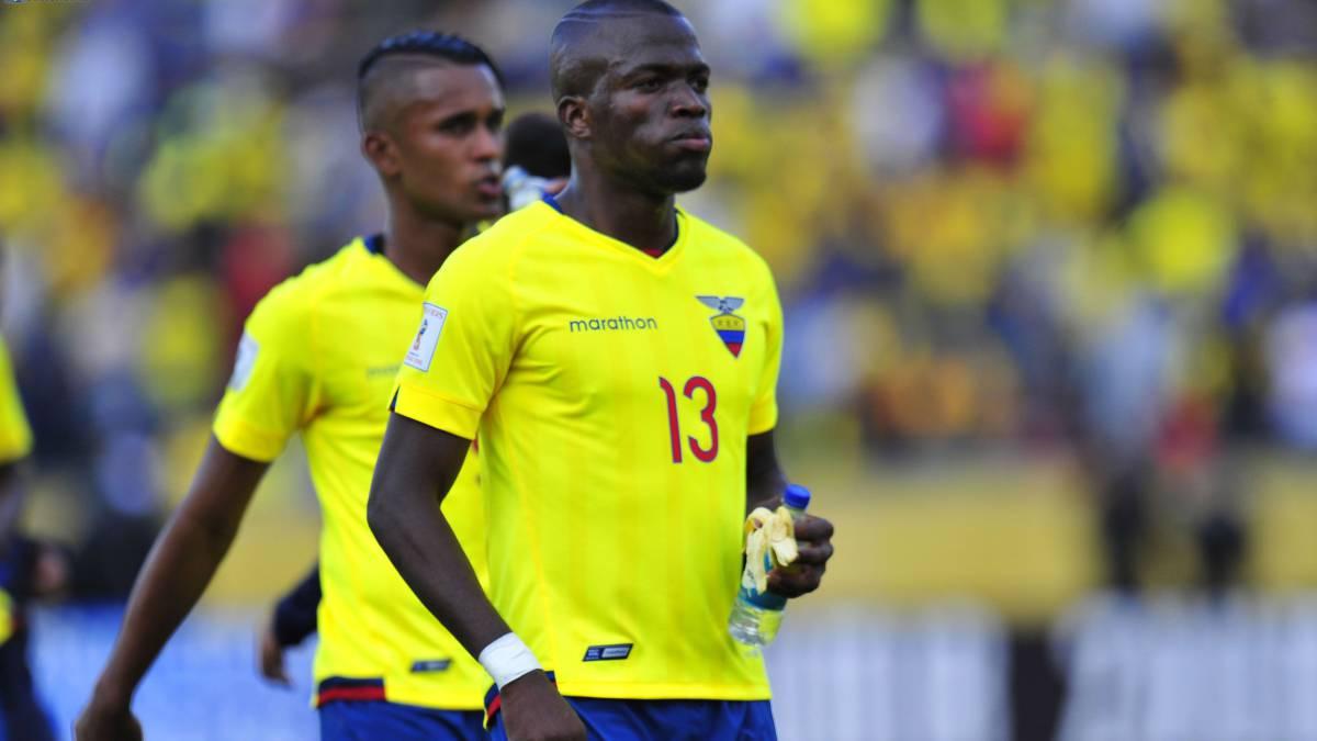 Enner Valencia ofreci³ disculpas ante indisciplina con Ecuador