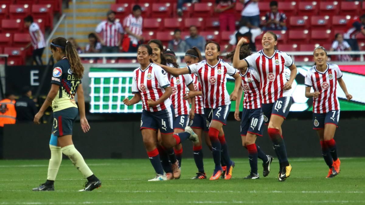 Chivas femenil avanza a la Final