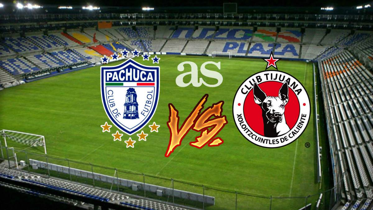 EN VIVO, Cuartos de final, Copa MX — Pachuca vs Xolos