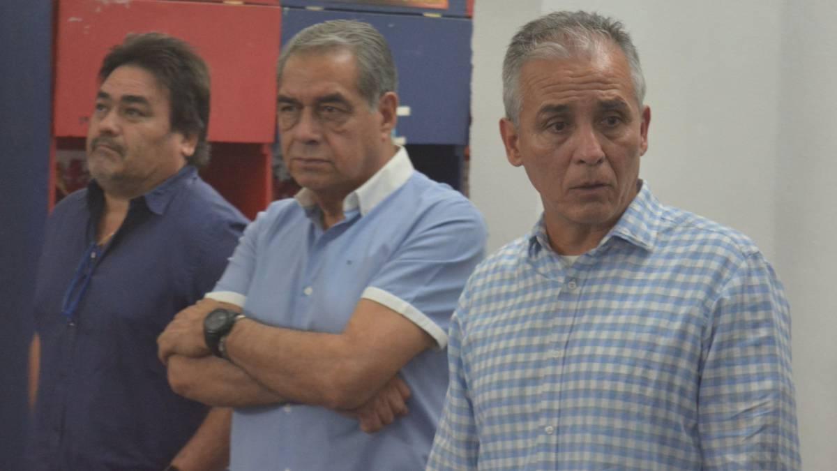 Sergio Bueno toma las riendas del Atlante