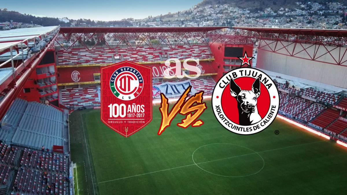 Toluca asegura su pase a Liguilla; vence 3-1 a Xolos