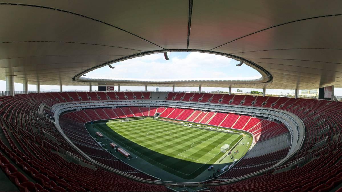 Estadio Akron, nuevo nombre de la casa de Chivas