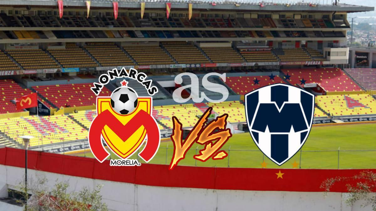 Horario, fecha y transmisión, Semifinales, Ida, Apertura 2017 — Morelia vs Monterrey