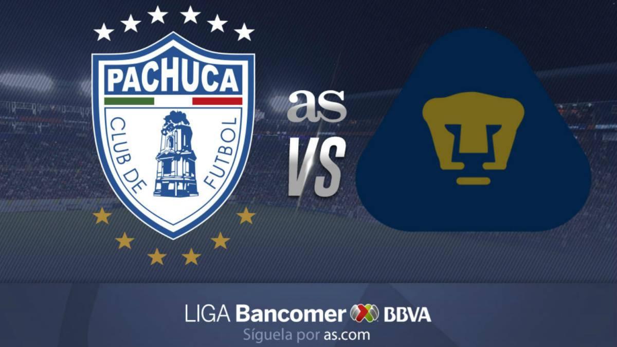 Ernest Shackleton Competencia Viva  Pachuca vs Pumas(2-3): Resumen del partido y goles - AS México