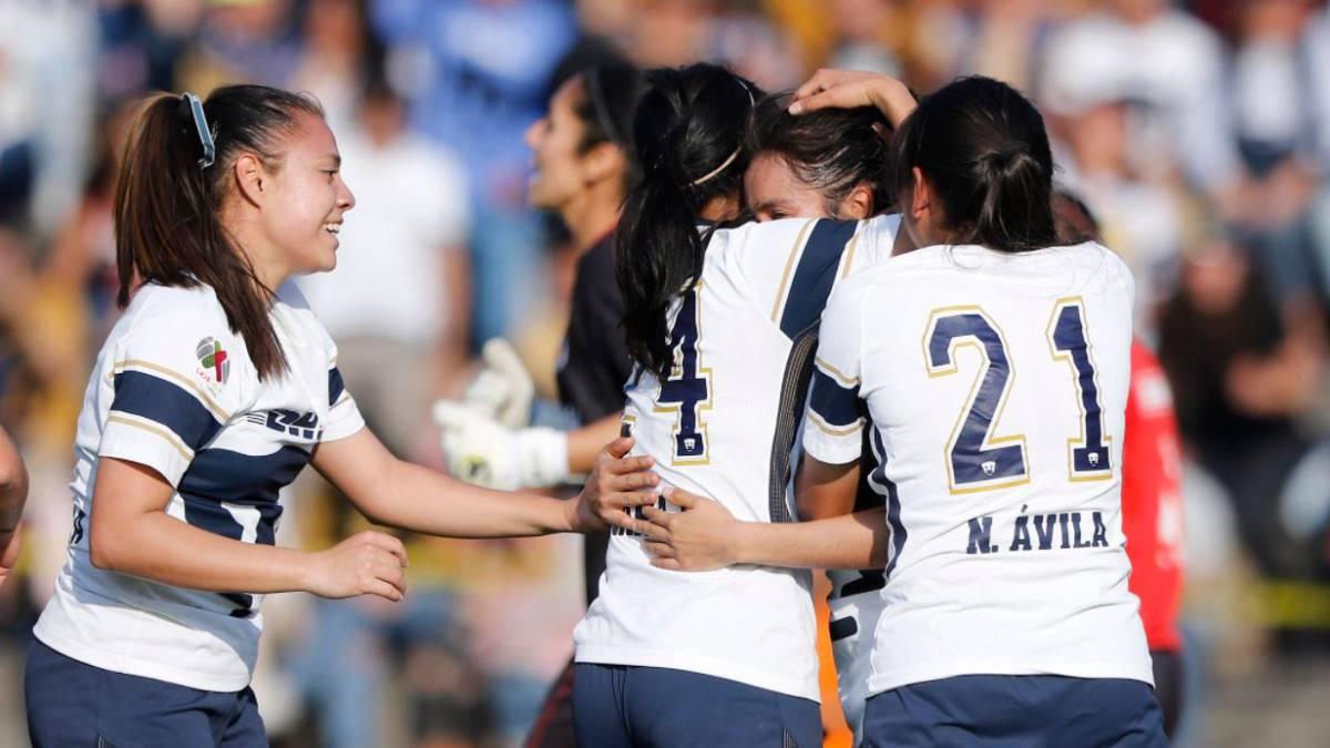 Pumas consigue su primer triunfo con goleada a Tijuana