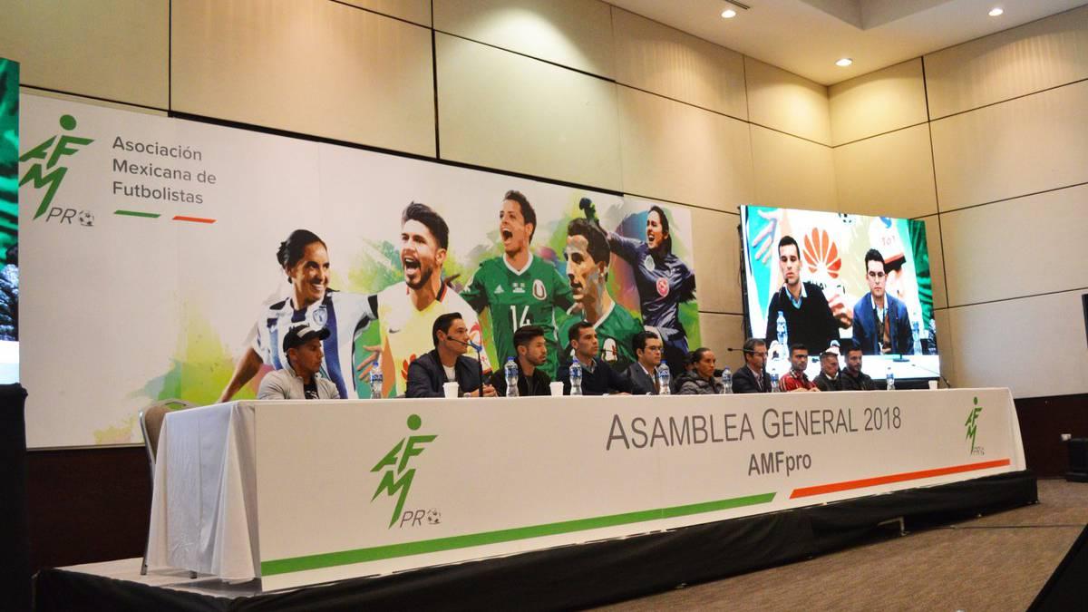 Asociación Mexicana de Futbolistas incluyó a jugadoras y juveniles