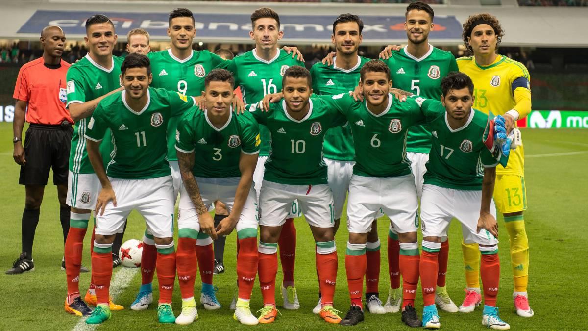 México enfrentará a Islandia el 23 de marzo en Estados Unidos. Selección ... 19d1c79763734