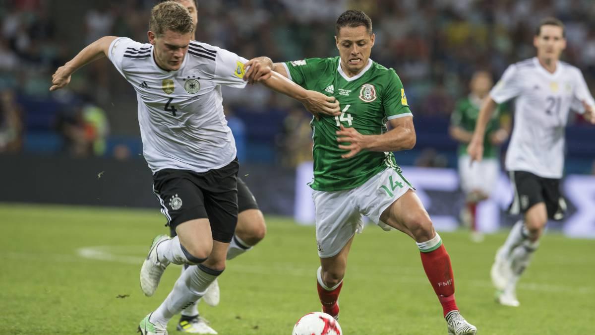 México busca rival europeo antes de partir a Rusia