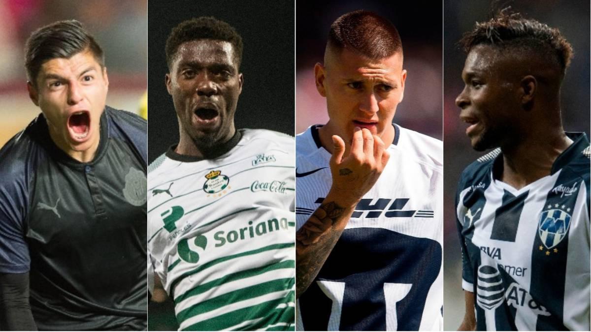 11 ideal de la Jornada 3 del Clausura 2018