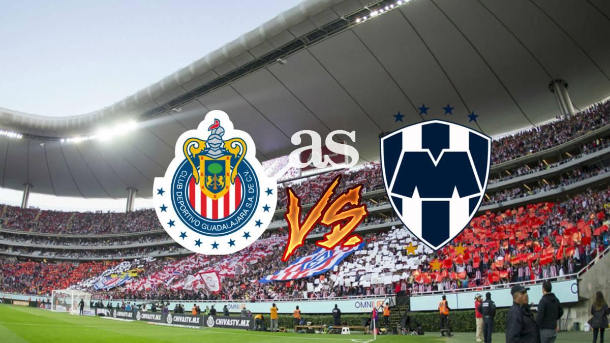 Chivas vs Monterrey, duelo que garantiza siempre un ganador
