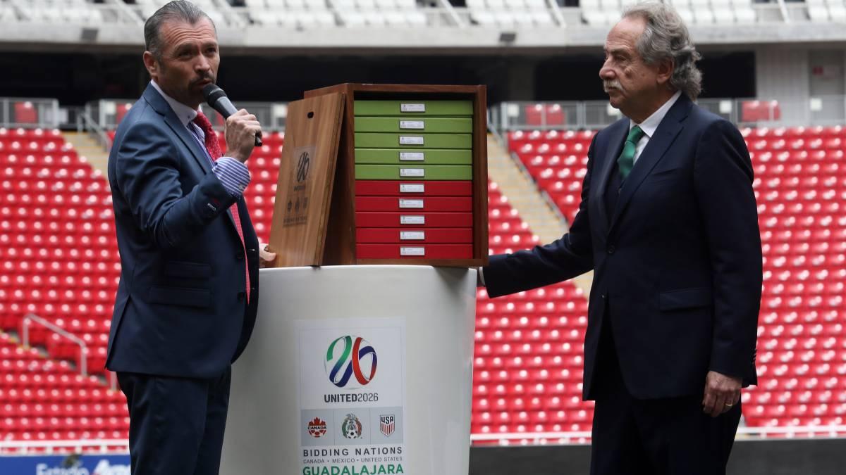 'Estadio Azteca merece tener el partido inaugural del 2026': Decio