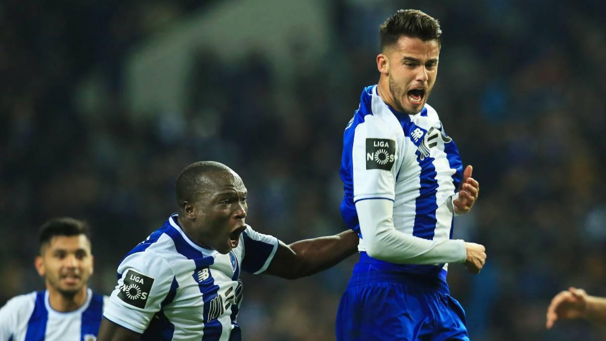 Como 'Dragón', Diego Reyes comandó remontada del Porto al Braga