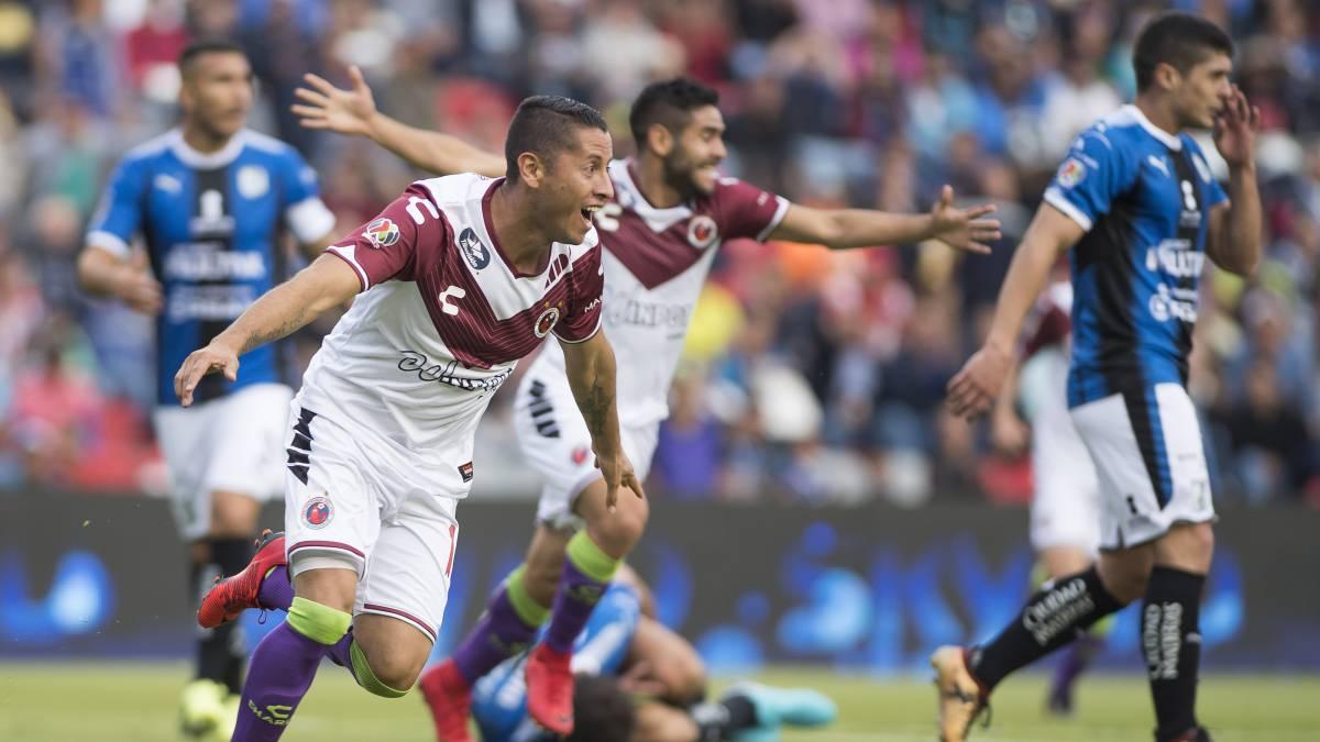 Querétaro vs Veracruz, Liga MX 2018 — Partido en vivo