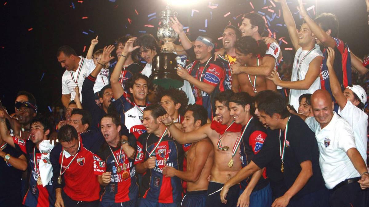 1ec7c22b7 Ascenso MX  ¿Qué fue de los 11 titulares del Atlante campeón en 2007 ...