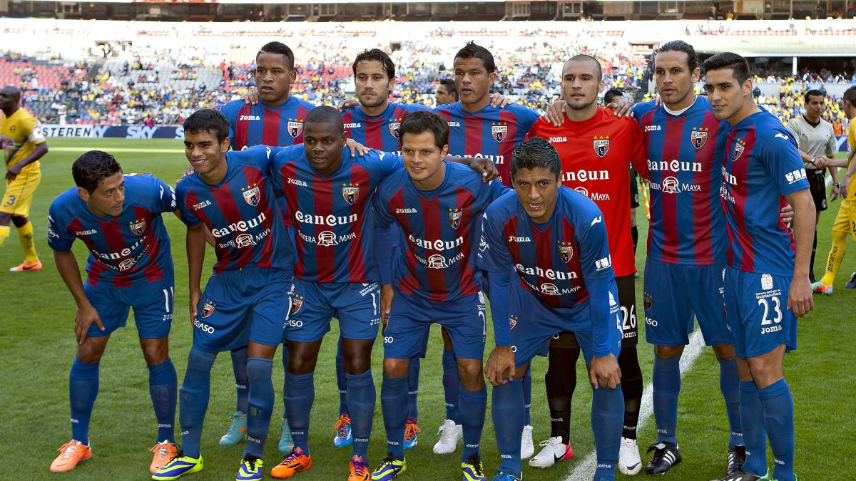 8955d5c28 Atlante Estadio Azteca Horacio de la Vega