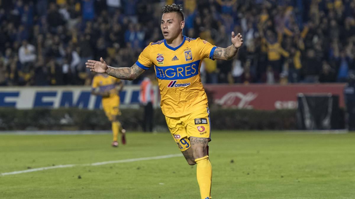 Vargas asegura que Tigres tiene presión de ganar