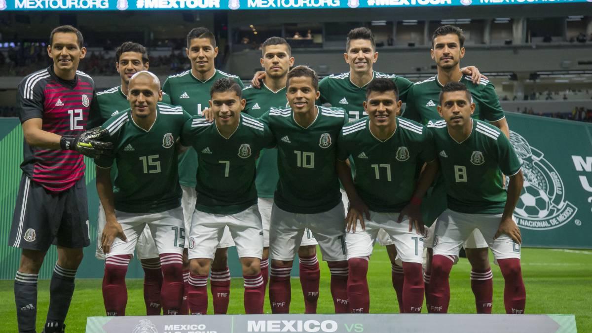 México vs. Croacia se jugará en Texas