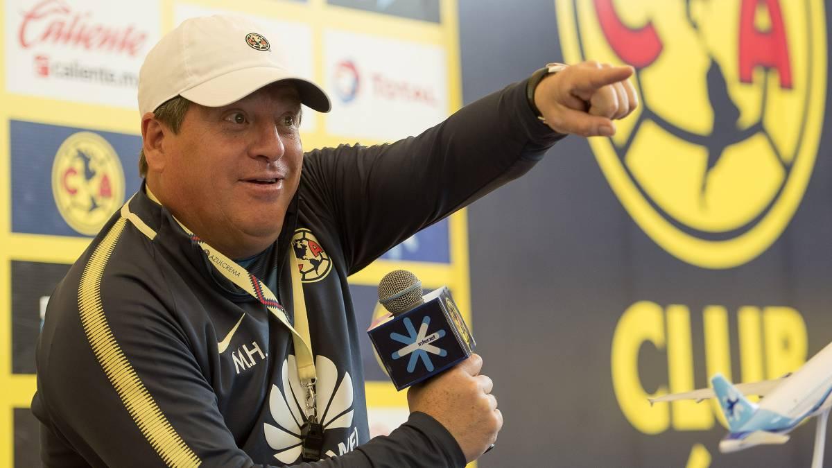 A Chivas podría ir, en América solo trabajé: Antonio Mohamed