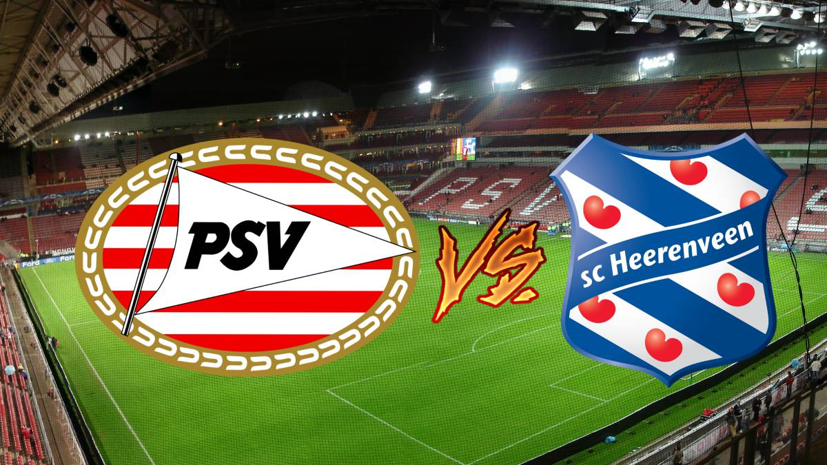PSV Heerenveen Eredivisie