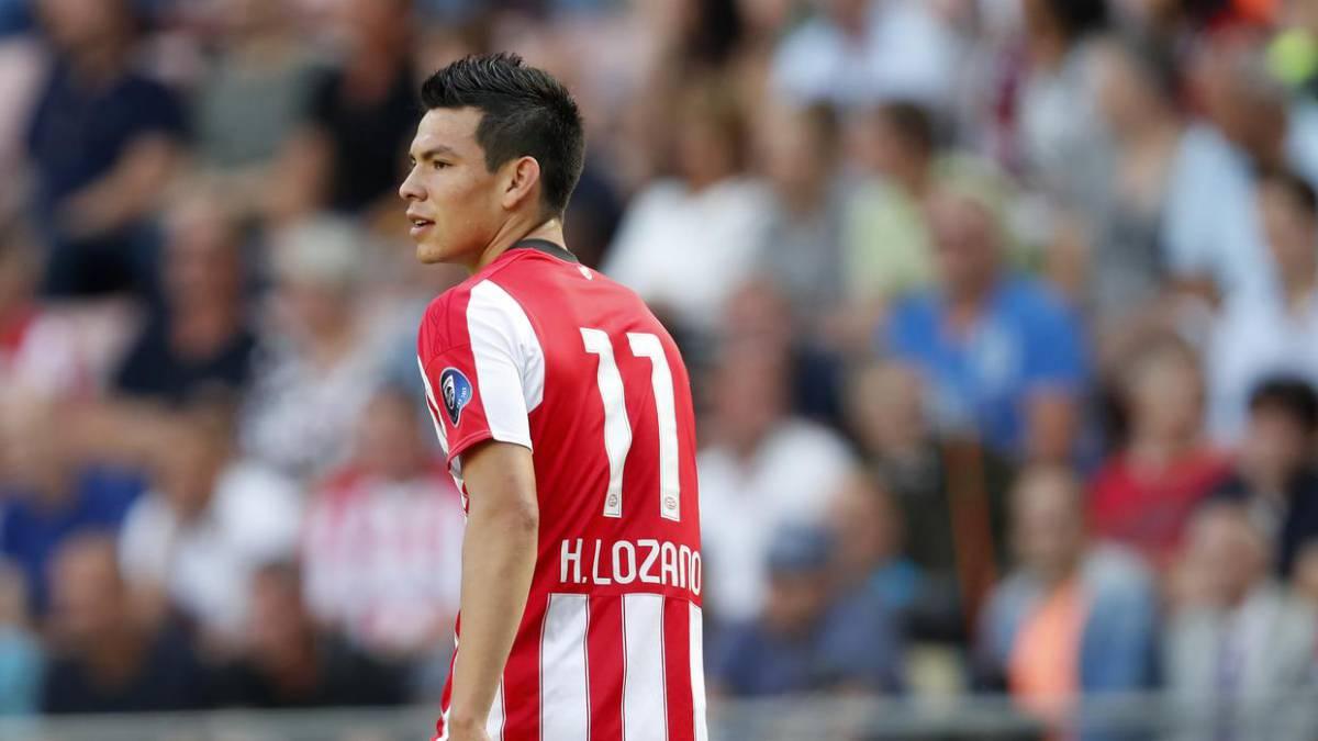 Chucky Lozano da paso vital para llegar a un grande de Europa 0