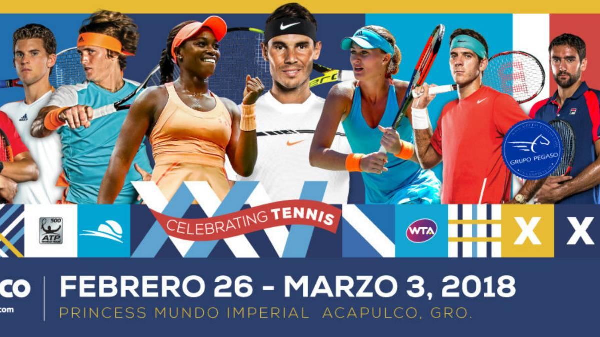 El Amt Celebra Sus 25 Años Con Tenistas Y Eventos De Lujo As México