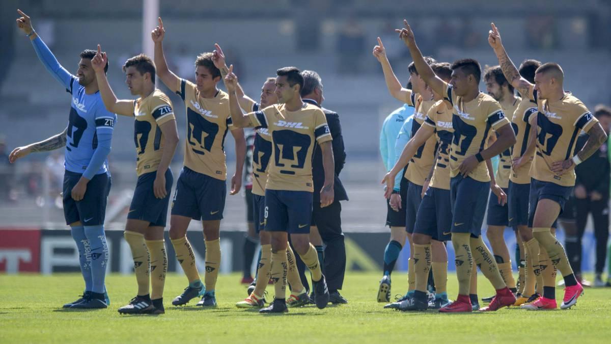 ¿Por qué Pumas juega de azul y oro  - AS México e9da8506aa0