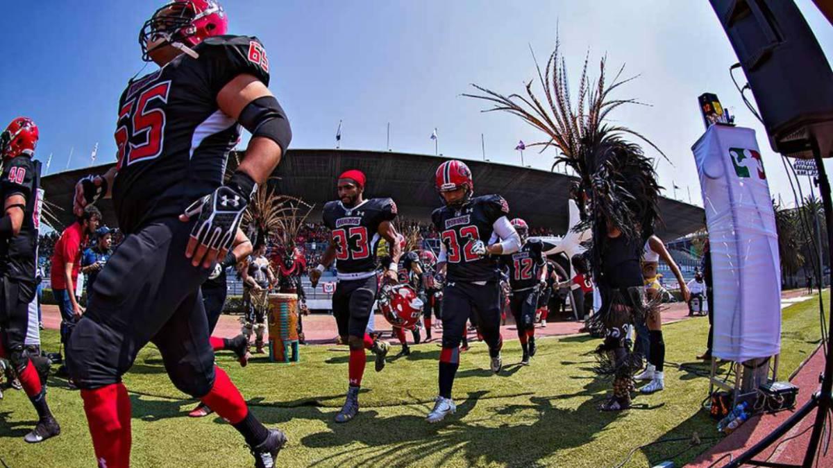 ¿Qué pasa con los Mexicas en la Liga de Futbol Americano  - AS México 83a0b09dd80