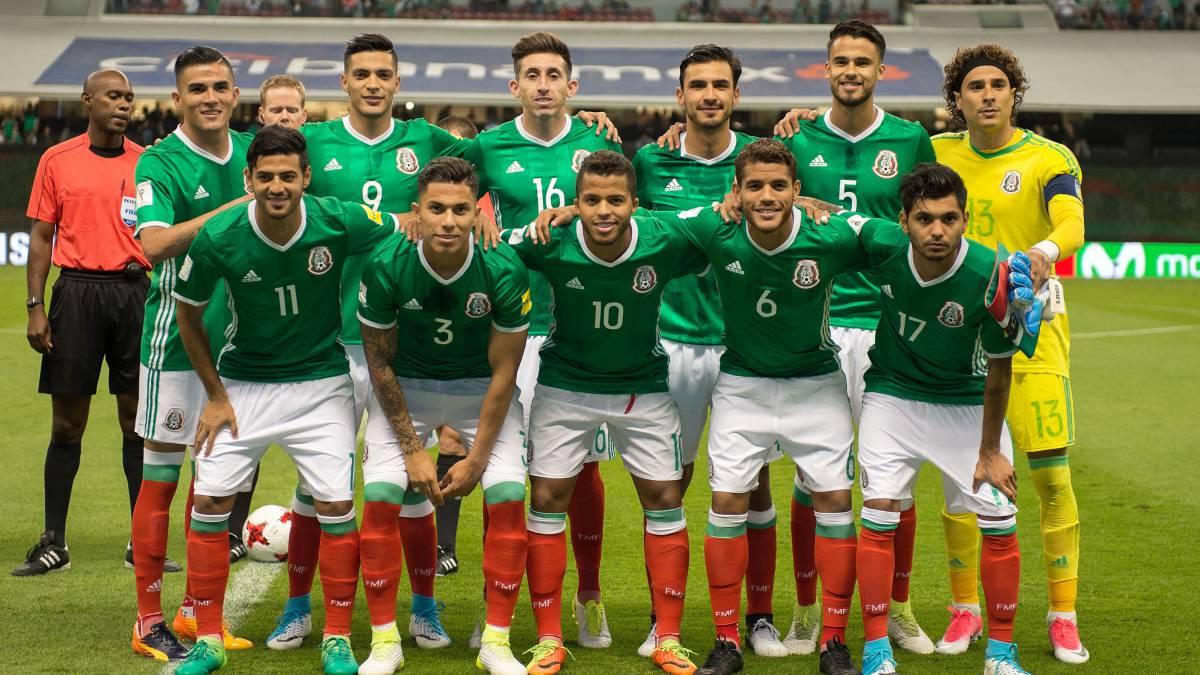 Ranking Fifa Mexico Mantiene Sitio  Supera A Corea Y Suecia As Mexico