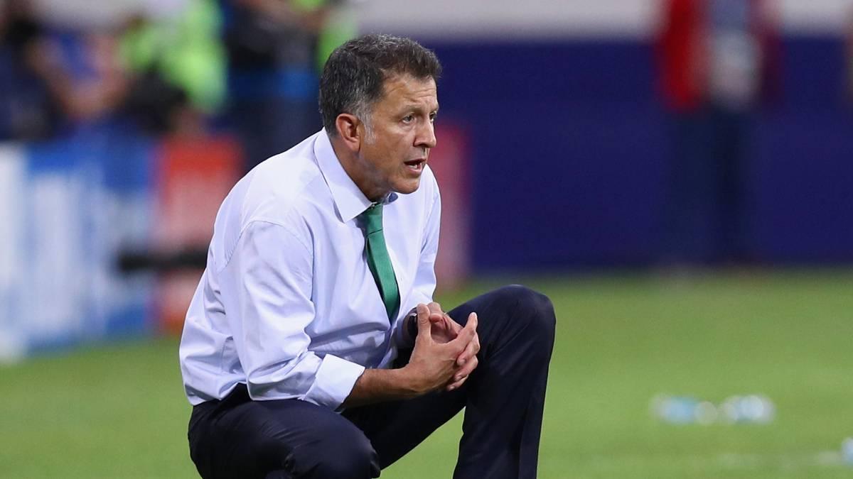 Osorio tiene casi definida la lista para el Mundial