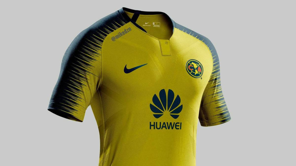 0de2631eed36d Se filtra la posible playera del América para el Apertura 2018 - AS México