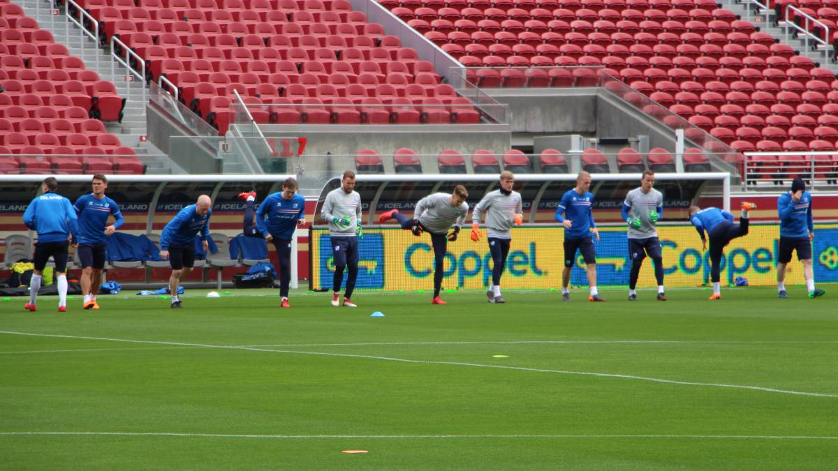 México vs. Islandia: se miden en amistoso internacional
