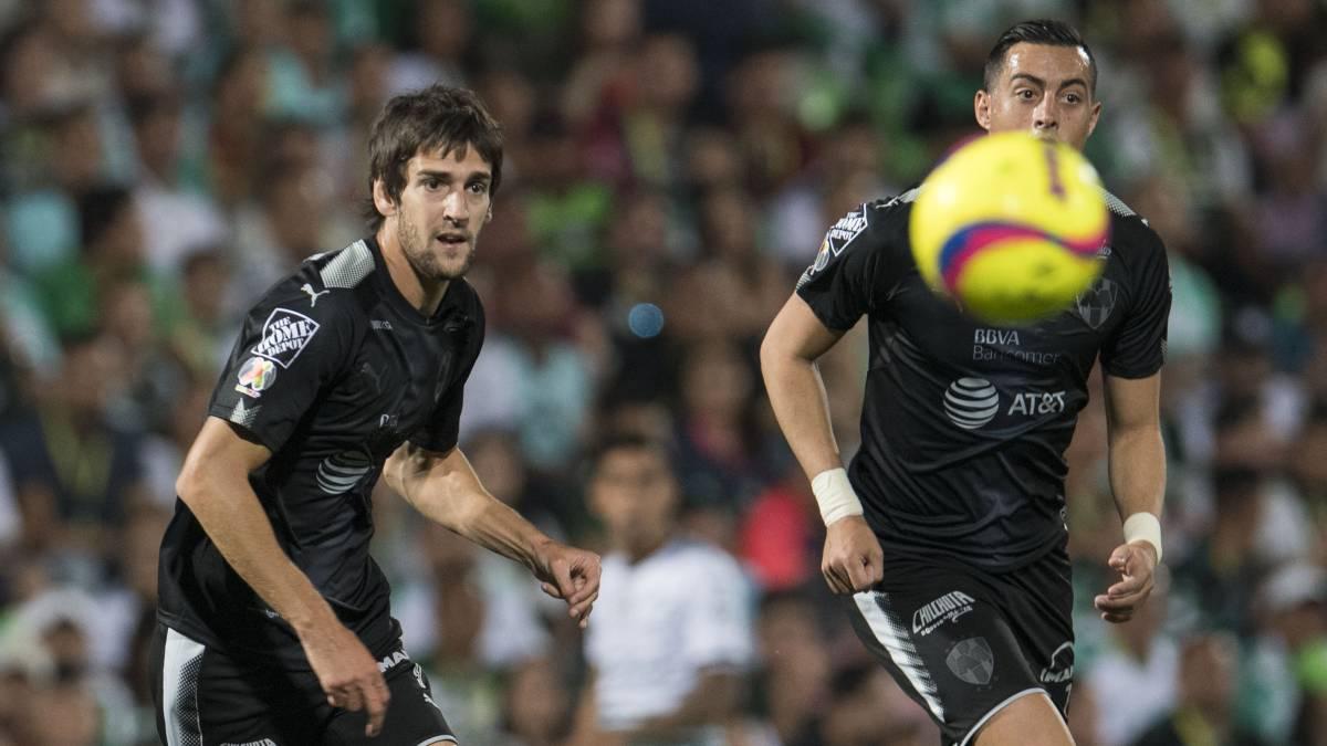 Rogelio Funes Mori podría volver en seis semanas a Rayados