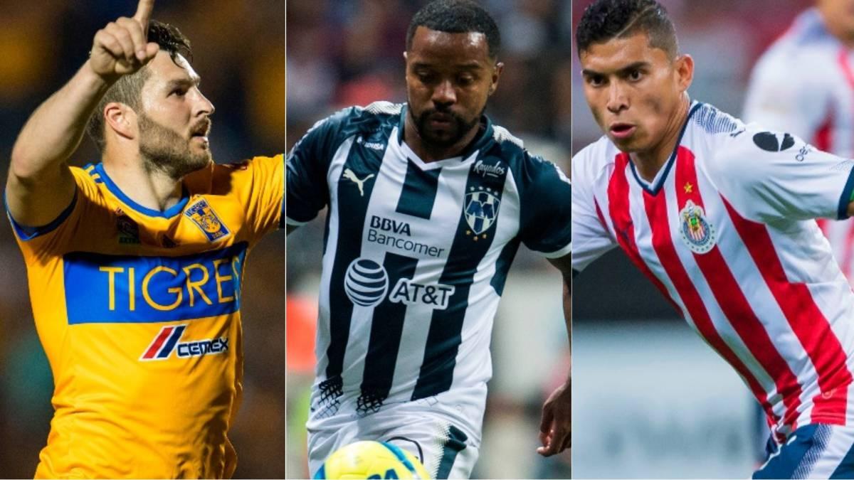85d99fd3538 Los 10 futbolistas más caros dentro de la Liga MX - AS México