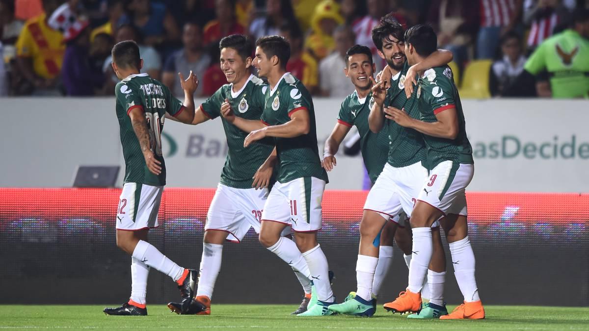 Goleadas de América y Chivas protagonizan penúltima Jornada de Liga MX Femenil
