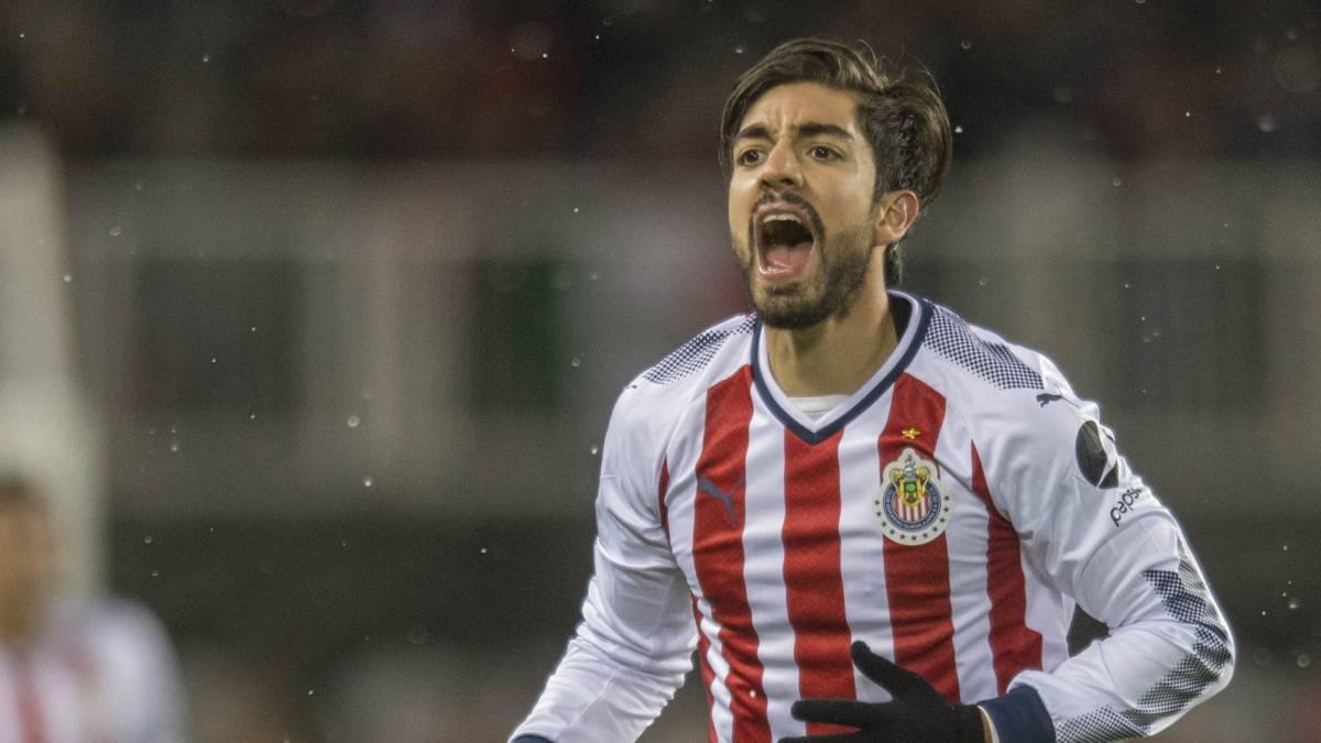 Chivas y Monterrey habrían llegado a un acuerdo por Rodolfo Pizarro