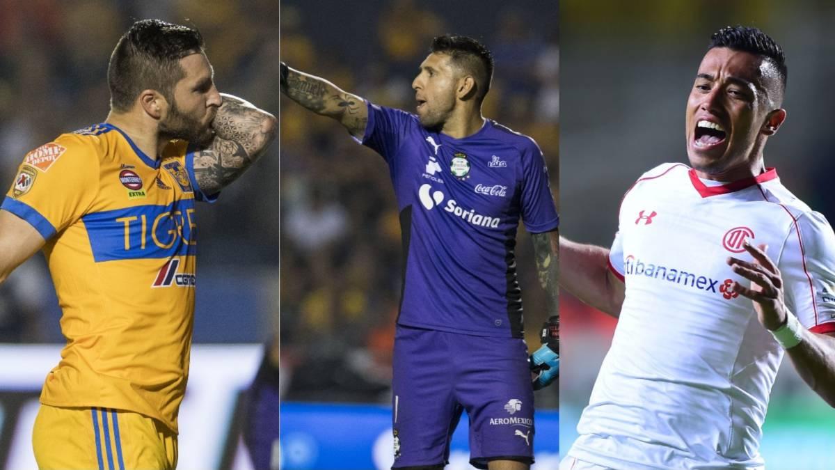 Listas las Semifinales del Torneo Clausura 2018 (Partidos) — Liga MX