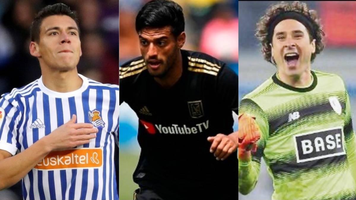 Un placer representar a mi país en Mundial — Carlos Vela